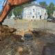 Идут работы по ремонту и строительству сетей