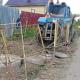 Ведутся работы по строительству водопровода