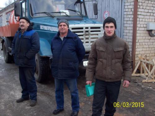 Броднев Арсеньев Артиков