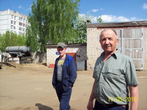 Климов и Фокеев