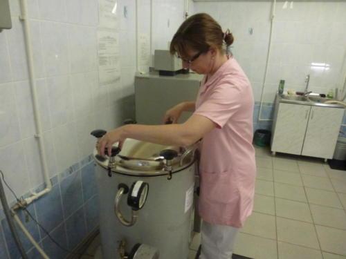 автоклавирование посуды