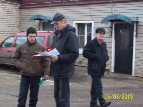 механик Петров Александр