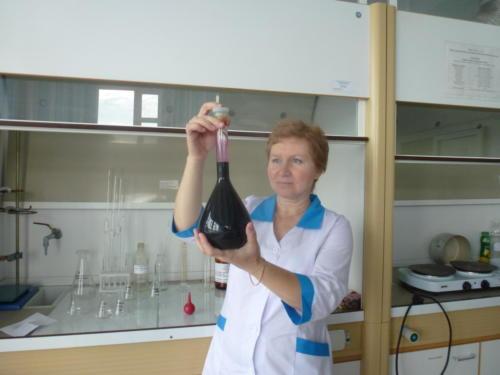 приготовление перманганата калия